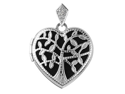 Sterling-Silver-Locket-17mm-Heart--Tr...