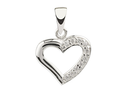 Sterling-Silver-Heart-Outline------Pe...