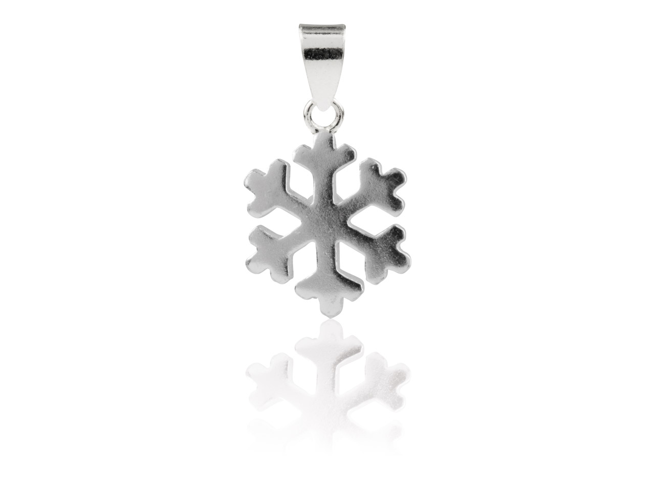 product from o new word platinum chain snowflake necklace com plated dhgate pendant
