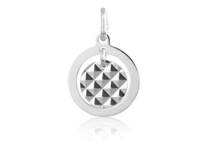Sterling-Silver-Circle-Pendant-WithTe...