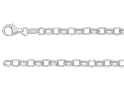 Sterling-Silver-5-Diamond-Cut------Be...