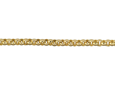 14ct Gold Filled 2.0mm Loose       Belcher Chain