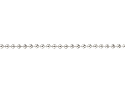 Sterling Silver 3.5mm Loose Ball   Chain