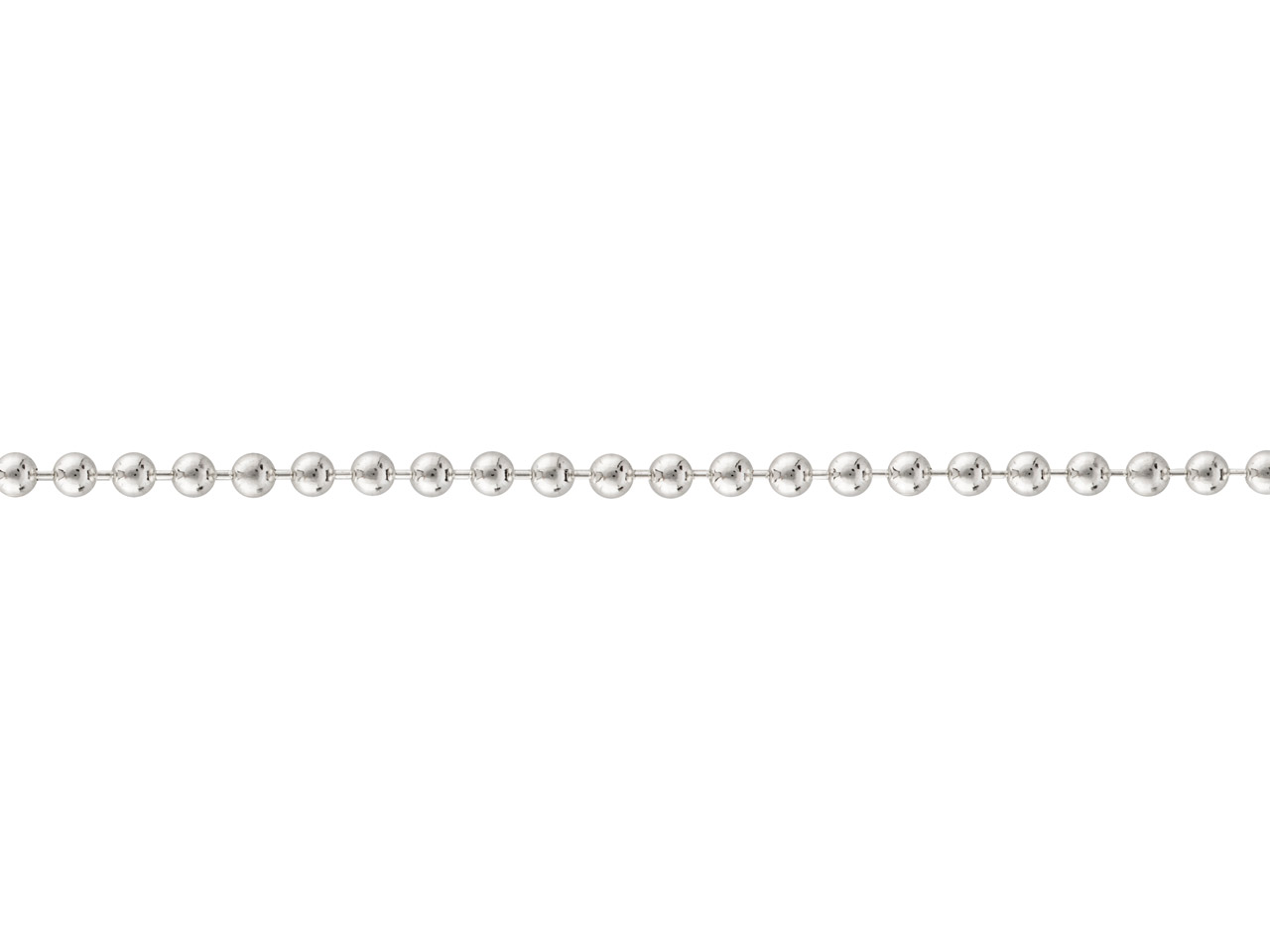 Sterling Silver Ball 3.5mm, Loose