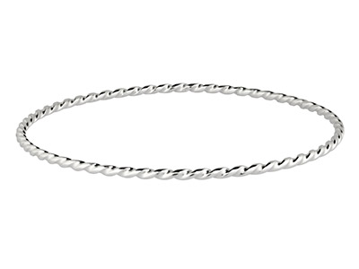 Sterling-Silver-Twisted-Bangle