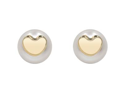 9ct-Yellow-Gold-Pearl-And-Heart----De...