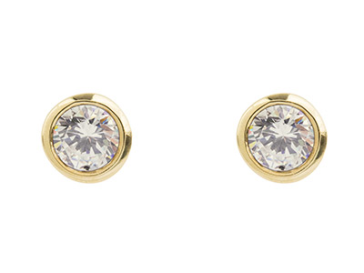 9ct-Yellow-Diamond-Stud-Earring,---0....