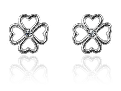 Sterling-Silver-Earrings-Open------Fl...