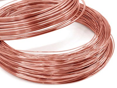 9ct Red Gold Wire