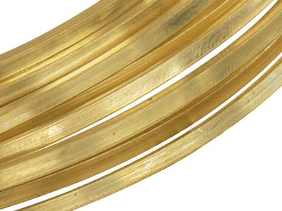 9ct Fairtrade Yellow Gold Wire and Grain