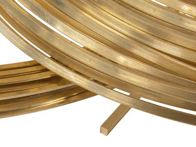 Fairtrade Gold Square Wire