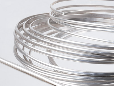 Jewellery Wire   Gold & Silver Wire for Jewellery Making - Cooksongold