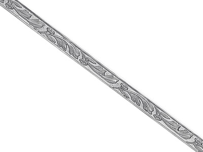 Sterling Silver Pattern Wire