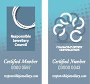 Cookson-CLAL certifié RJC CoC & CoP