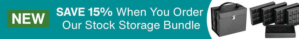 Save 15% on this Stackable Storage Bundle