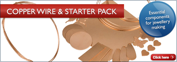 Copper Metal Starter Pack
