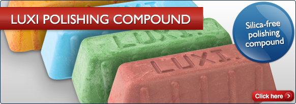 NEW Luxi Polishing Compound
