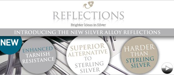 Introducing the New Reflections Silver