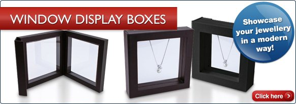 Window Display Boxes