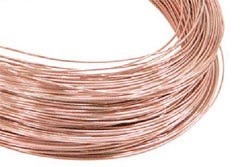 18ct Red Gold Wire
