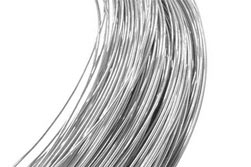 18ct White Gold Wire