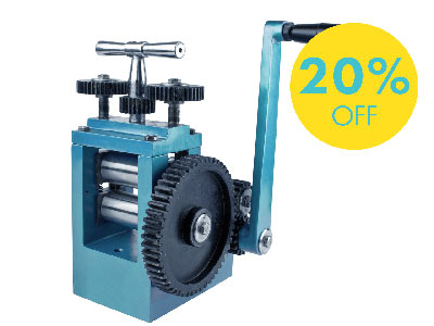 Combination Rolling Mill With 5 Rollers - 20% OFF