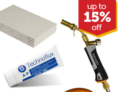 Up to 15% OFF Soldering and Heating