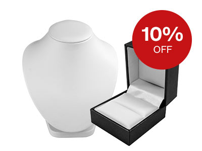 10% OFF Boxes and Displays