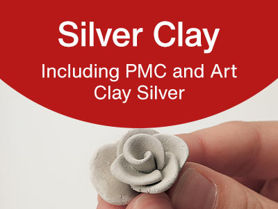Discover our range of Silver Clay