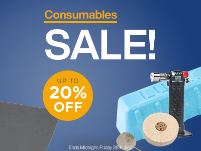 Stock Up On Consumables With Up To 20% OFF