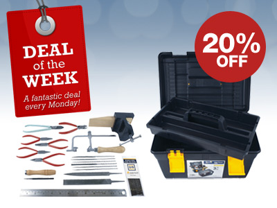 Deal of the Week: Workbench Tool Kit