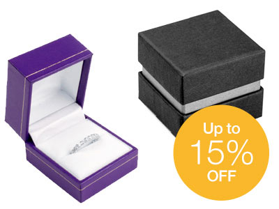 Up to 15% OFF Boxes and Packaging