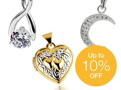 Up to 10% OFF Finished Jewellery