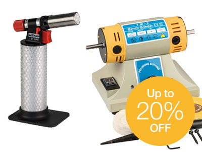 Up to 20% OFF Selected Tools