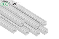 Ecosilver Square Wire