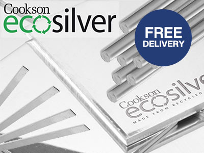 Ecosilver - 100% Recycled Silver