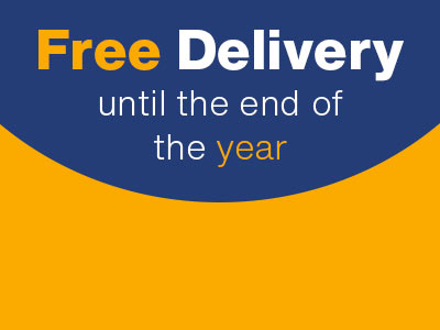 Free Delivery on UK Orders over £45
