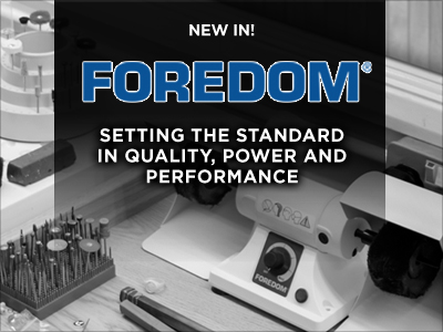 New Foredom Available Now