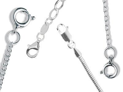 Shop ALL Sterling Silver Chain