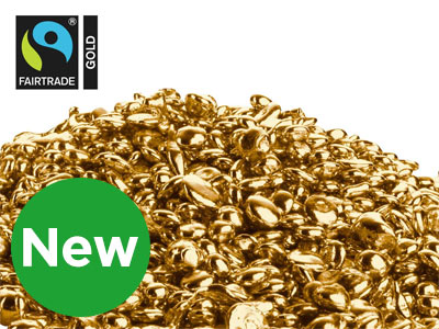 New Fairtrade Gold