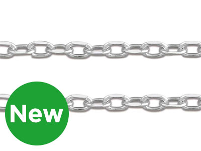 New Hammered Trace Chain