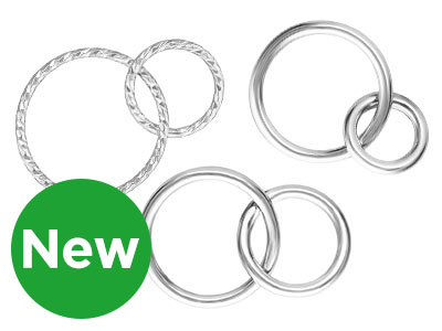 New Interlocking Rings