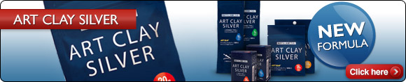 New Formula Art Clay Silver