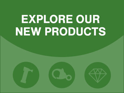 Shop our New Products, New Ranges and New Brands