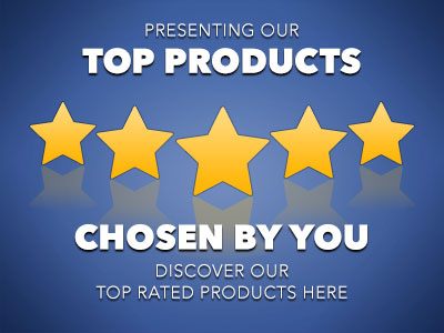 Top Products Chosen By You