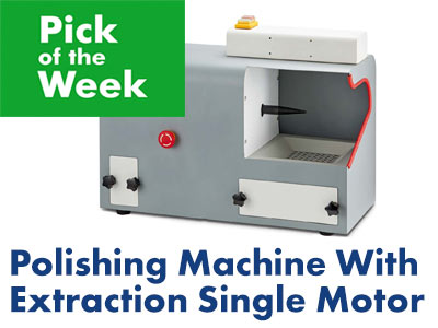 Pick of the Week: Polishing Machine