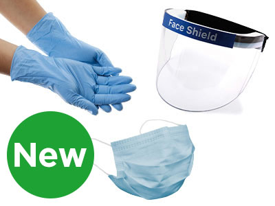 Shop All New Protective Equipment