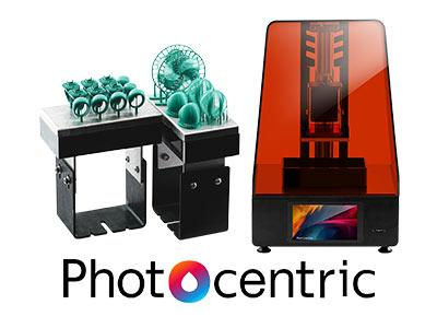 Photocentric 3D Printer
