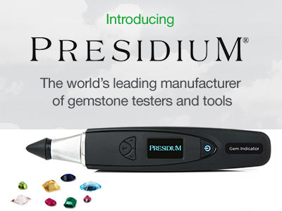 Introducing Presidium Gemological Tools