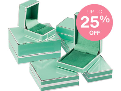 Up to 25% OFF Boxes and Packaging